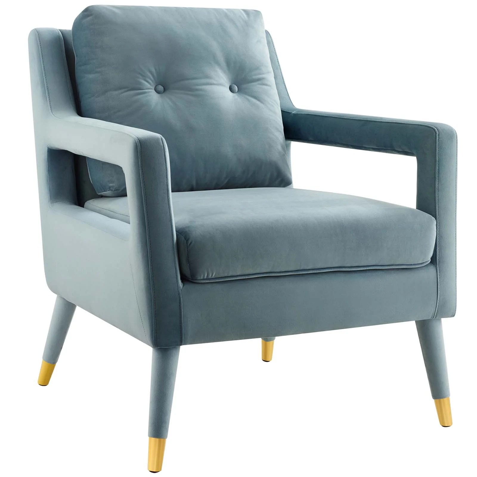 Emerald Green Accent Chair Premise Accent Lounge Performance Velvet Armchair