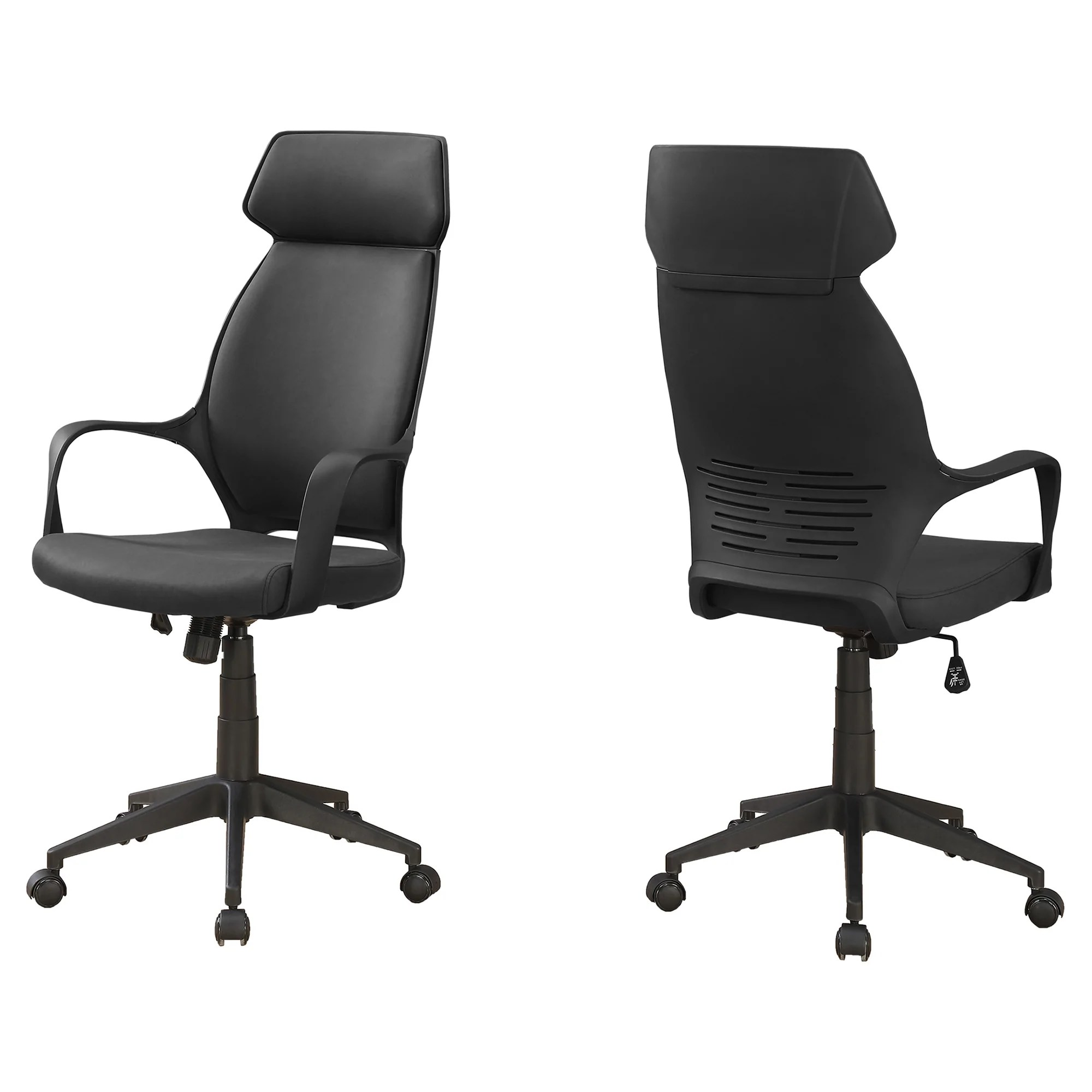 Microfiber Office Chair Amazing Deal On Monarch Specialties I 7249 Office Chair