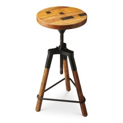 Revolving Chair Bar Stool Target Table And Chairs Amazing Deal On Butler Furniture But 2048025 Hinton