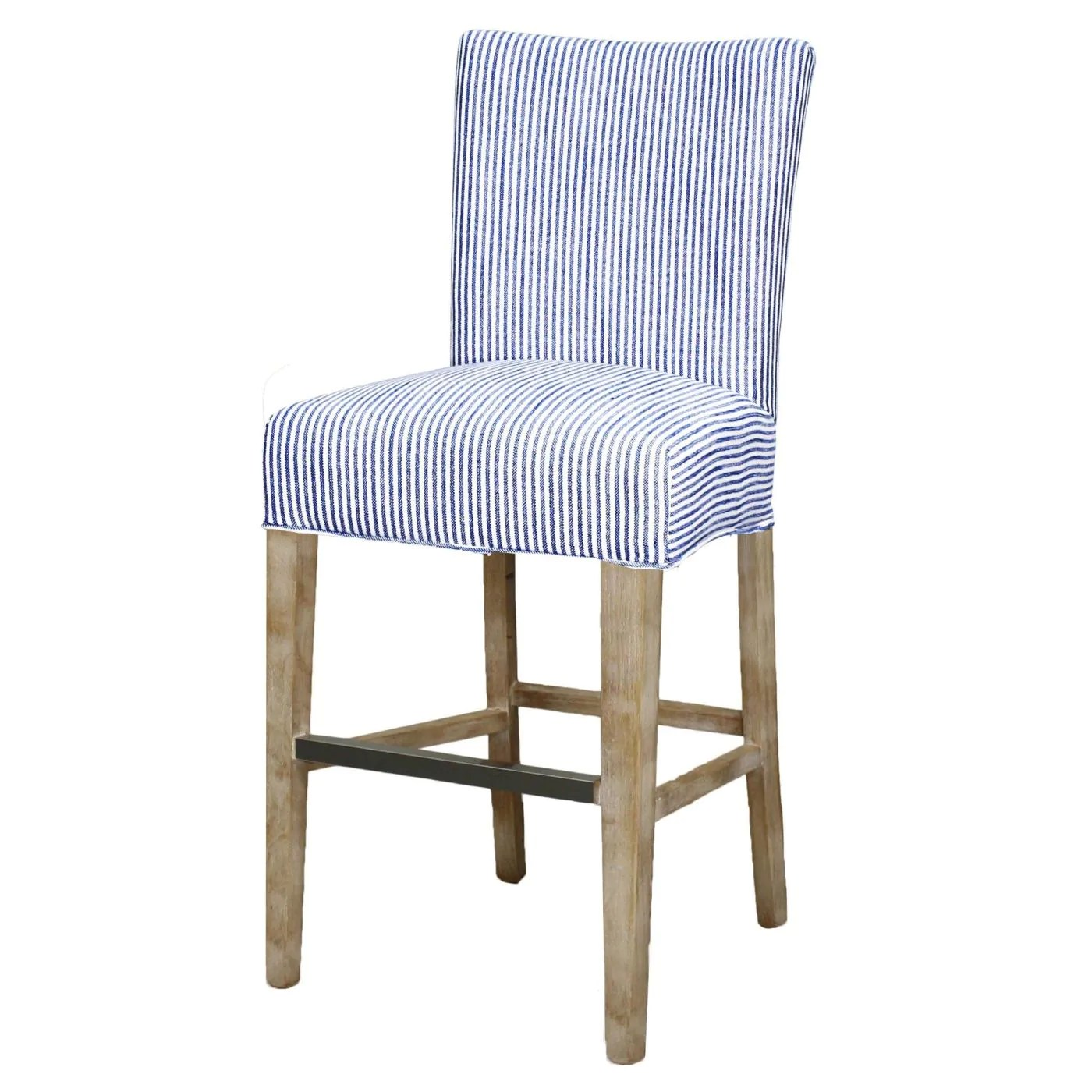 bar stool chair legs computer chairs amazon new pacific direct milton fabric natural wood