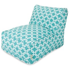 Teal Bean Bag Chair Desk Amazon Prime Majestic Home 85907238034 Links Lounger