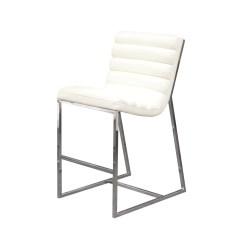 Steel Chair Size Series 7 Amazing Deal On Diamond Sofa Bardotstwh Bardot Counter