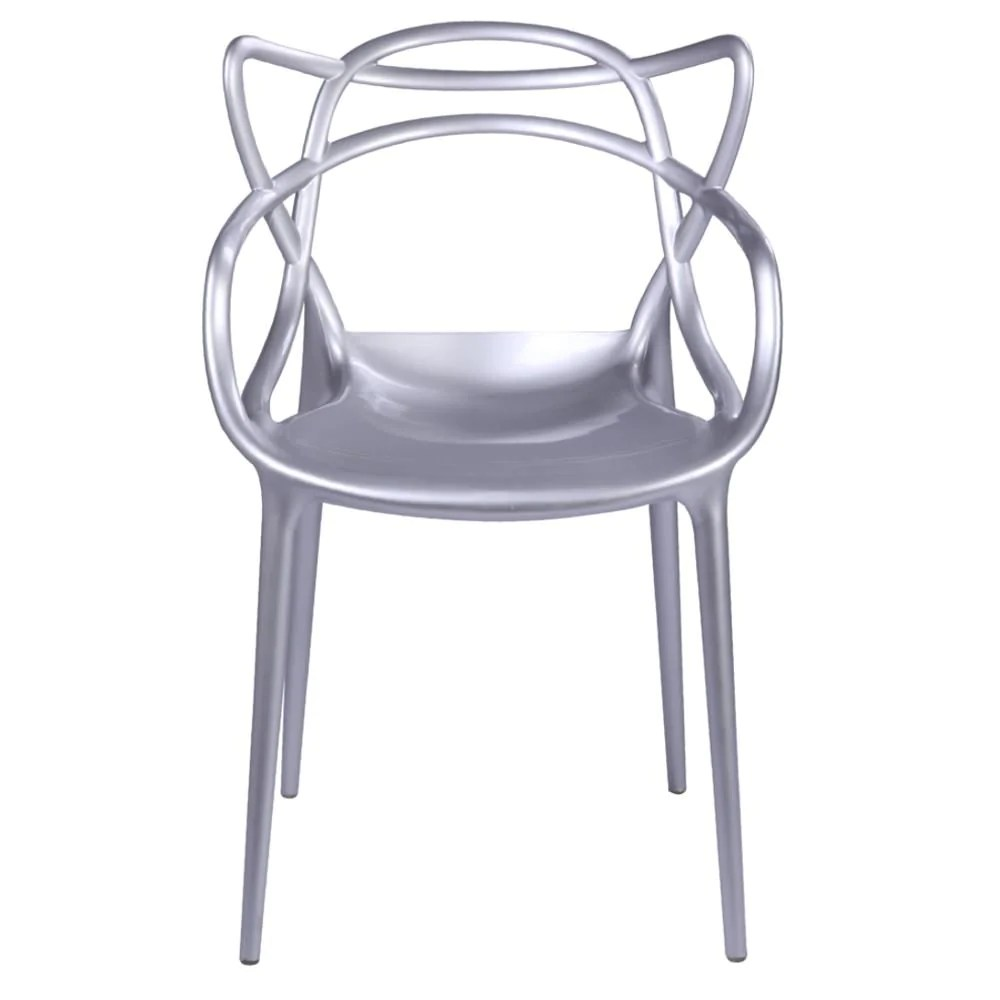 Silver Dining Chairs Unbeatable Price On Fine Mod Imports Brand Name Dining Chair Silver At Contemporary Furniture Warehouse Fmi10067 Silver