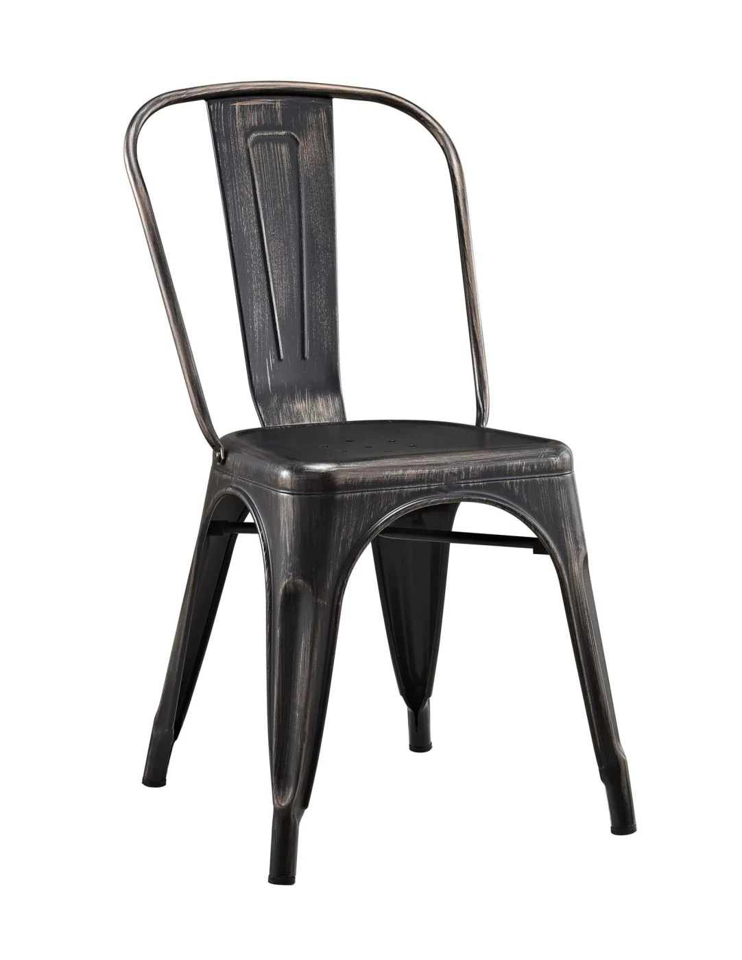 Metal Chairs Metal Cafe Chair Antique Black