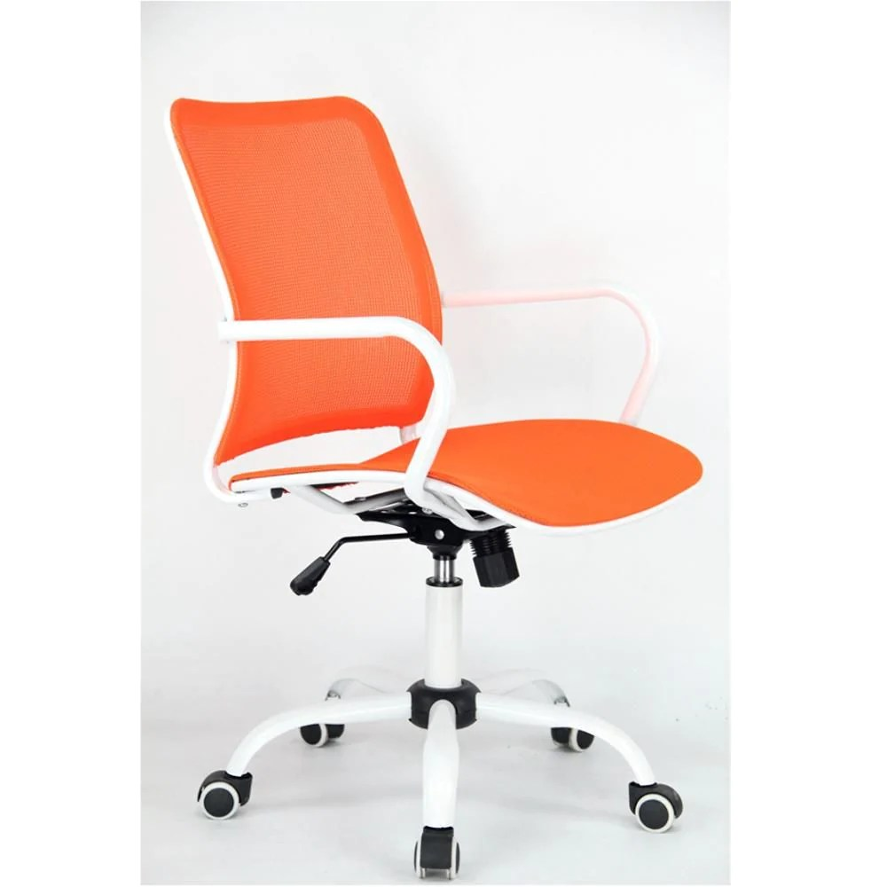 Orange Office Chairs Spare Office Chair Orange