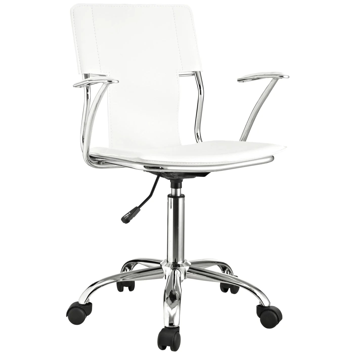 office chair sale gaming pc world uk modway chairs on eei 198 whi studio faux leather 848387010317