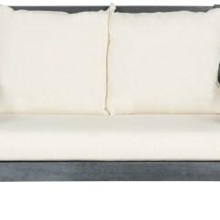 Pomona Sofa Clean White Leather Amazing Deal On Safavieh Pat6740b Lounger Ash Grey