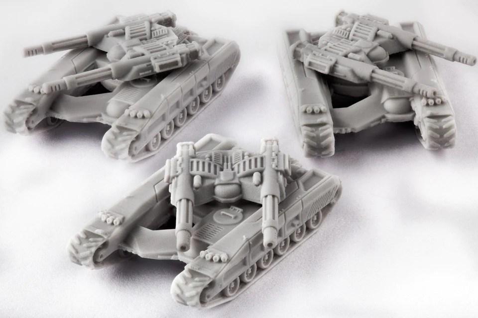 Katana Light Tank