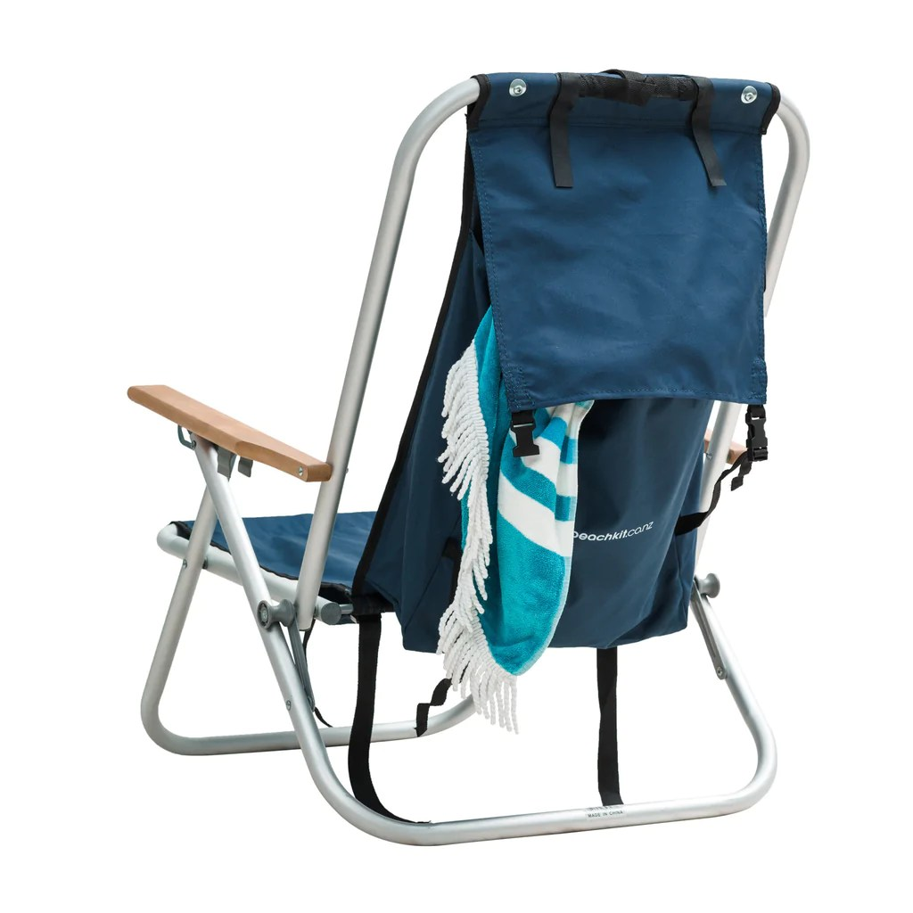 wearever backpack chair oversized adirondack chairs beachkit auckland new zealand