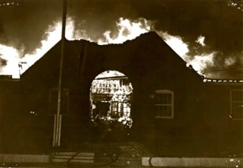 The Allen School Fire - Bend Oregon - December 17th, 1963