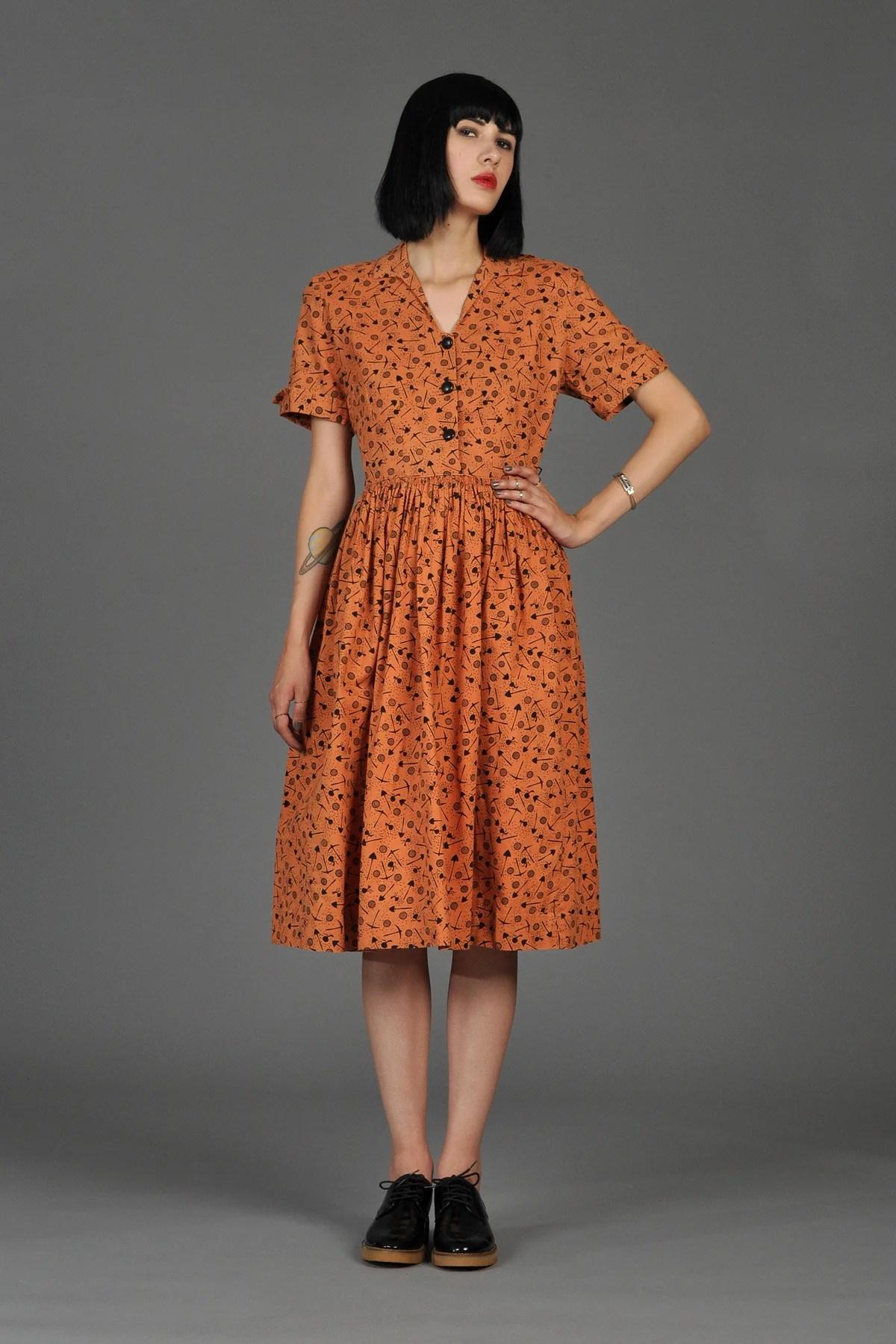 Modern Vintage Day Dresses