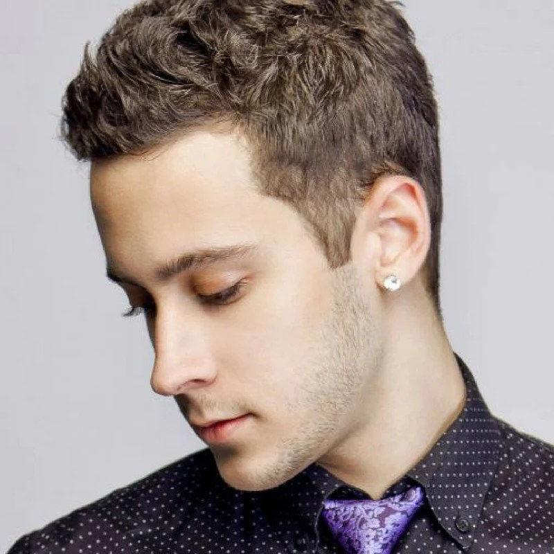 11 Best Curly Hairstyles For Men Hairstyles For Curly Hair