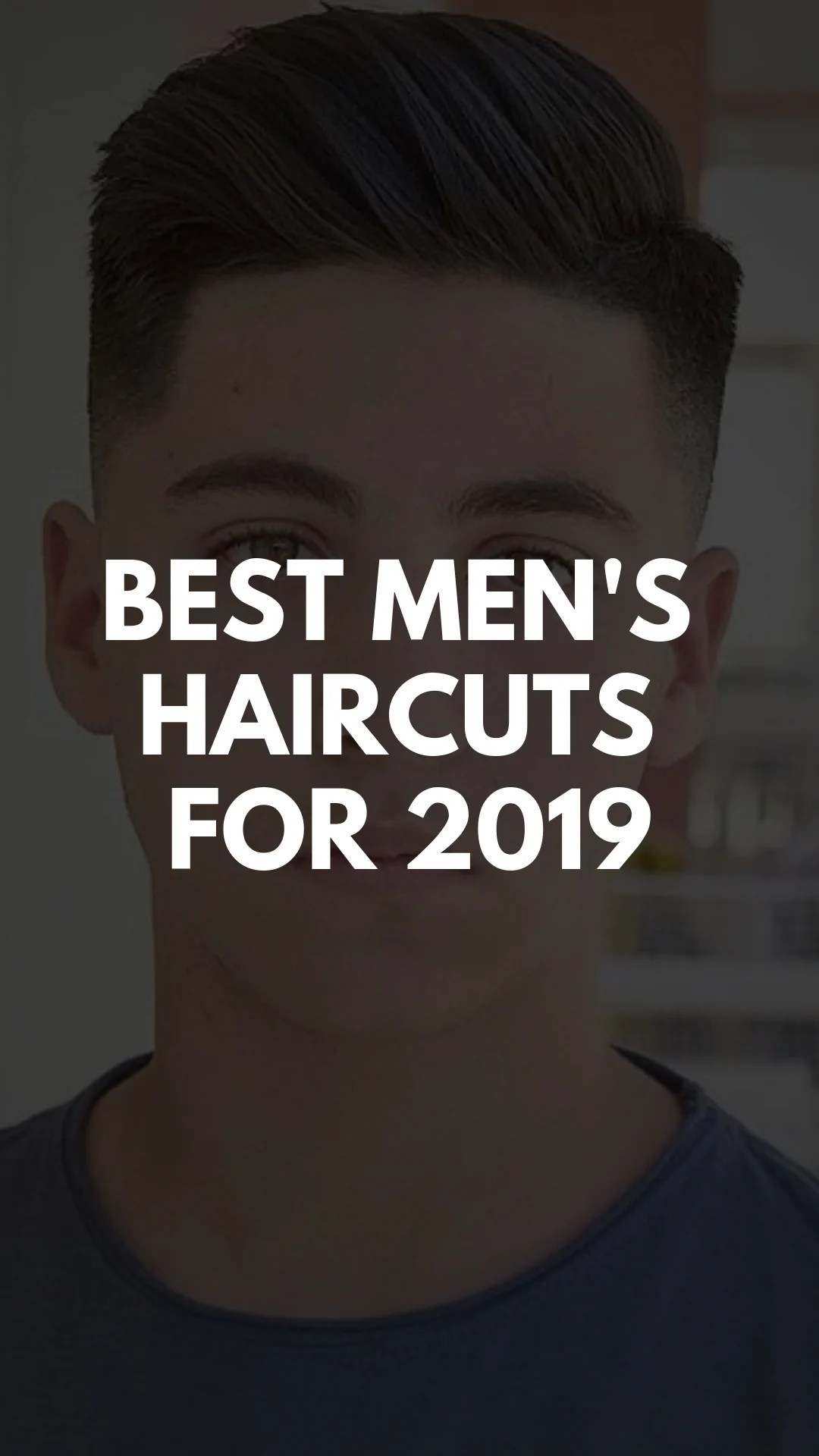 men's haircuts & hairstyles