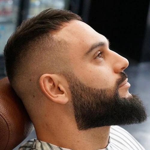fade haircuts men 2018