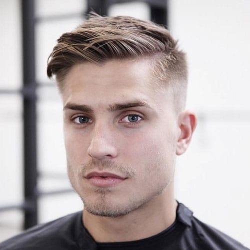 5 popular men's hairstyles