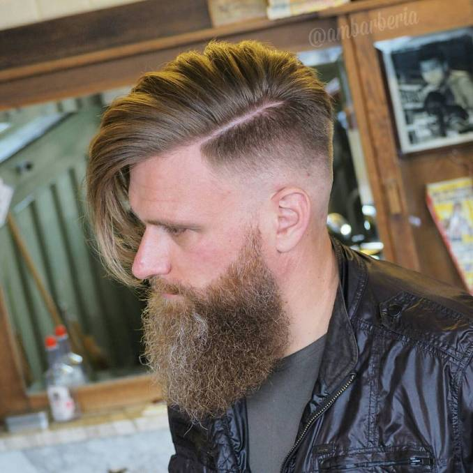 15 coolest undercut hairstyles for men. men's undercut