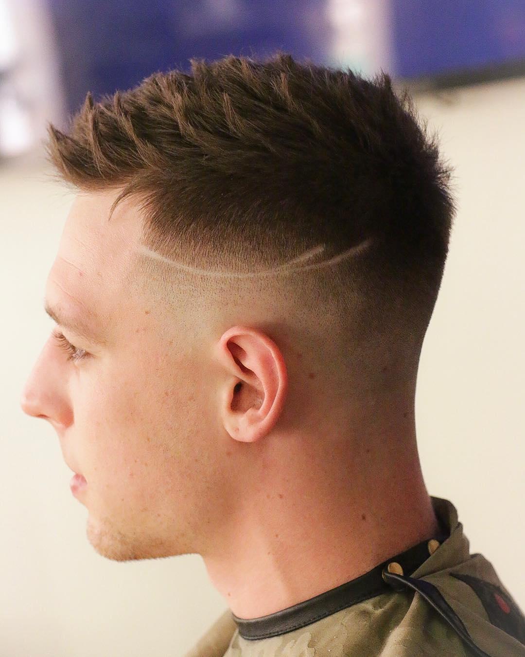 5 short haircuts men 2019