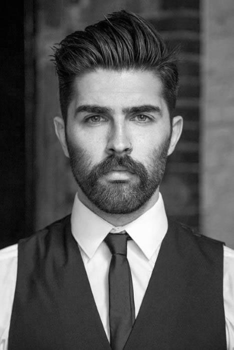 classic medium men's hairstyles