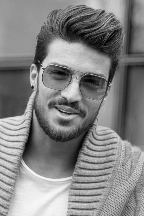 classic medium men's hairstyles