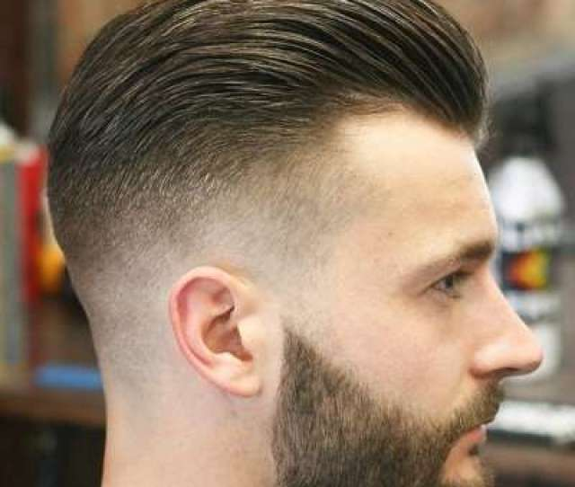 The Best Fade Haircuts For Men Types Of Fade Hairstyles For Men Fade