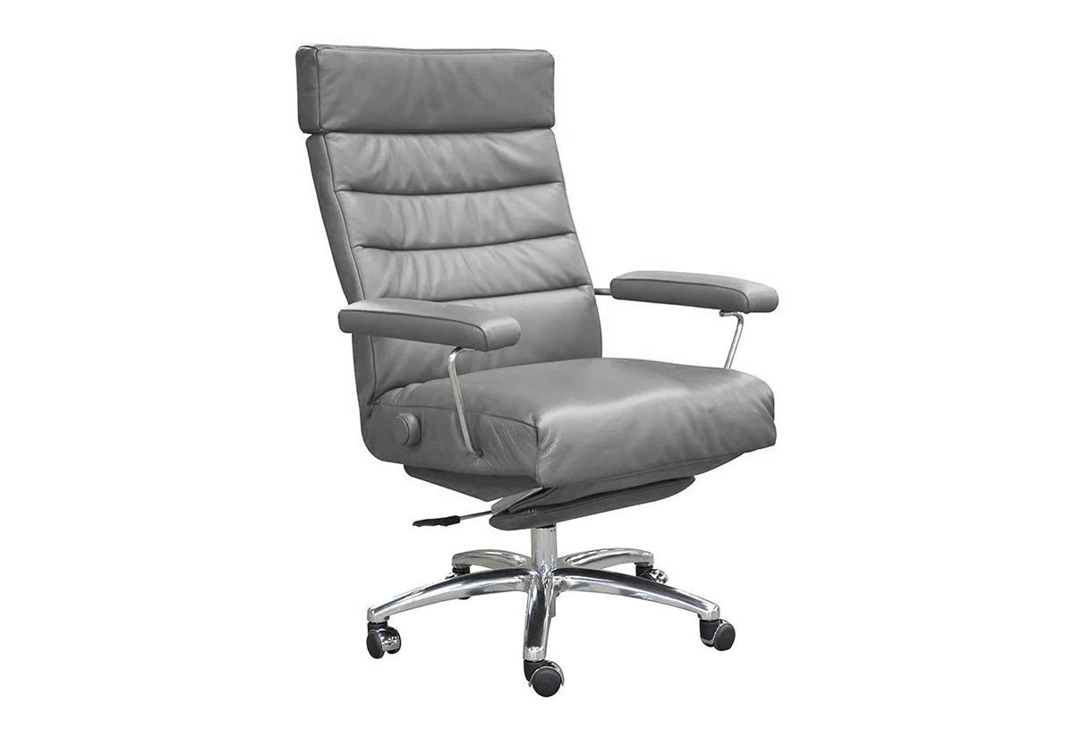 La Z Boy Office Chairs Adele Executive Office Chair Recliner Lafer Recliners La
