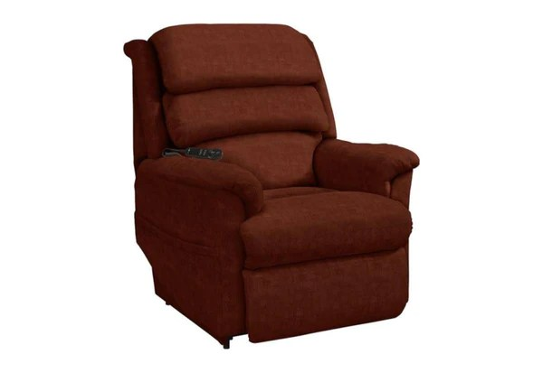 positive posture massage chair power cost astor lift recliner (la-z-boy) | recliners.la