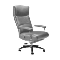 La Z Boy Black Leather Executive Office Chair Uk Reviews Josh Recliner Lafer Recliners