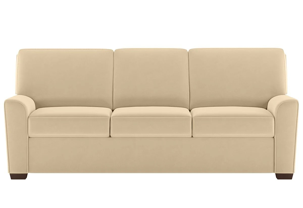 tempur sofa scs burbank mink american leather comfort sleepers and recliners