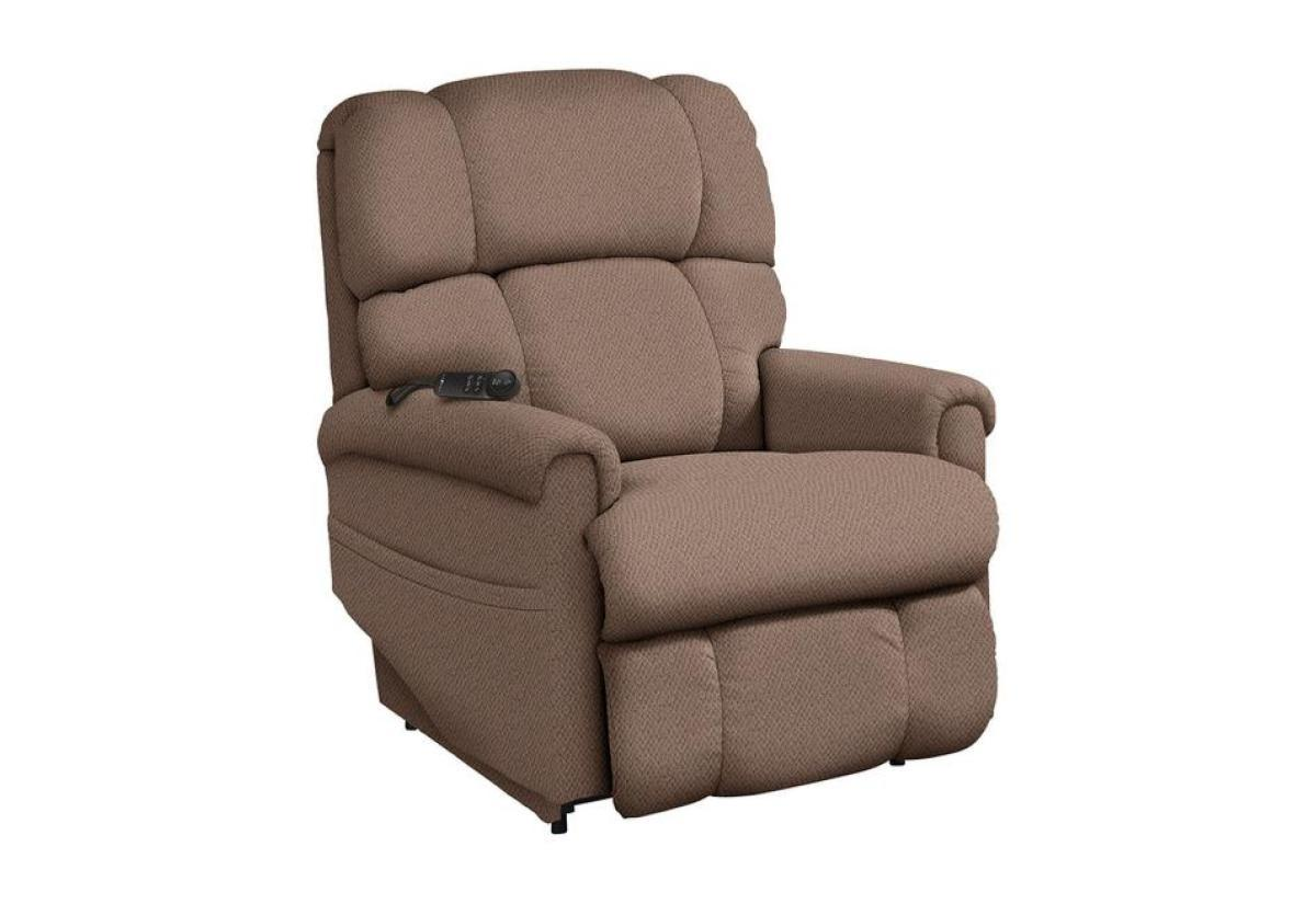 positive posture massage chair wing with ottoman india pinnacle lift recliner (la-z-boy) | recliners.la