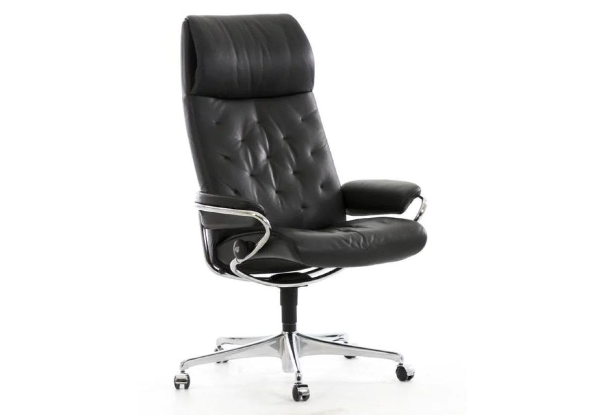 Stressless Office Chair Metro Office Desk Chair Stressless By Ekornes Recliners La