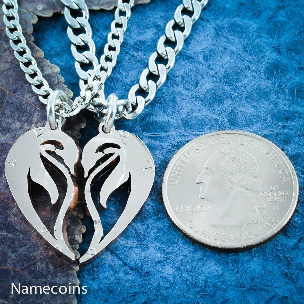 How To Cut Coins Into Jewelry