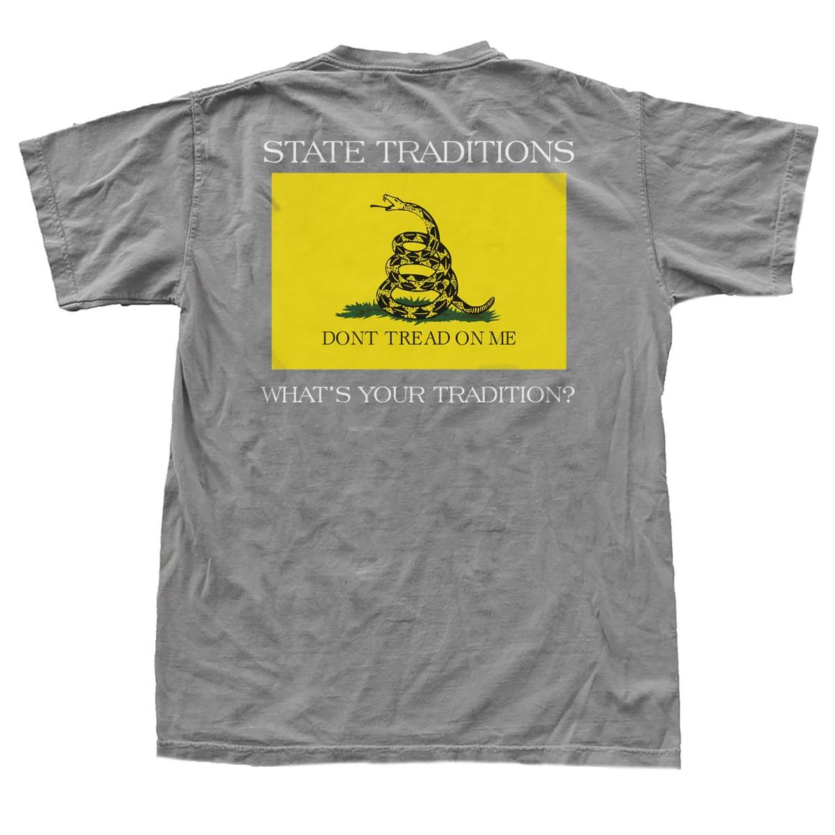 gadsden flag t shirt