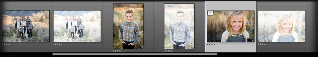 Lightroom Color Match Two Photos