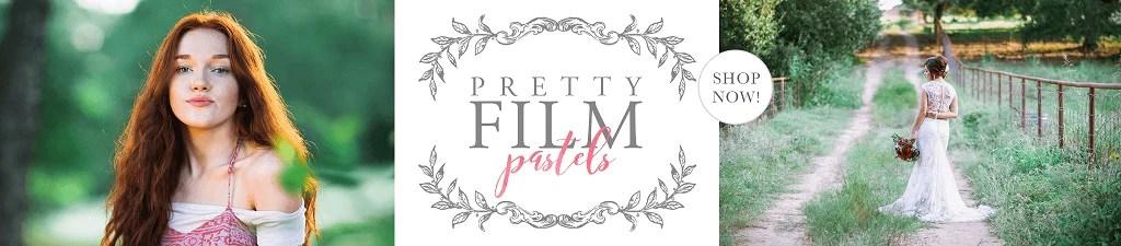 Pretty Film Pastels