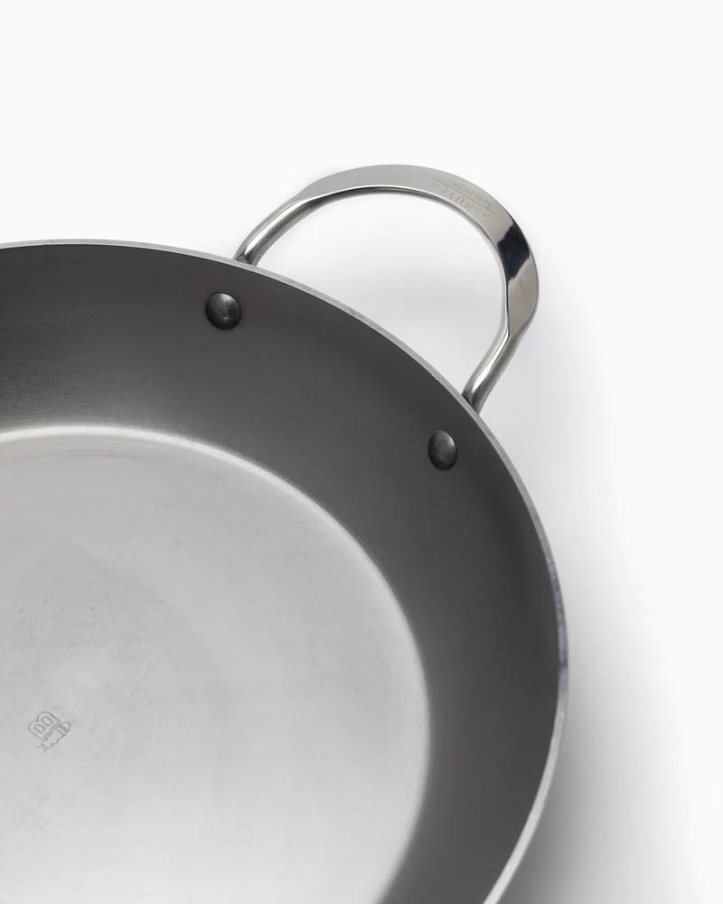 de buyer 32cm mineral b frying pan
