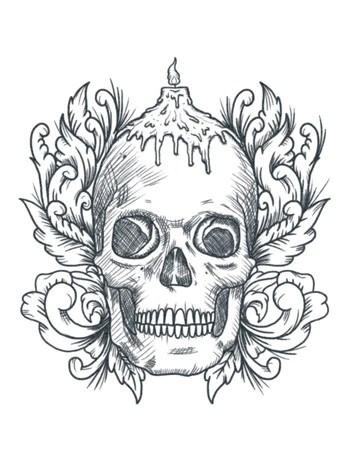 SkullsSkeletons And Skallywags TattooedNow Ltd
