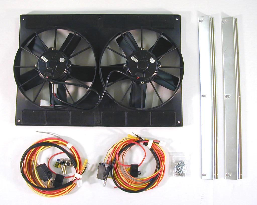 medium resolution of  sp460 dual fan kit
