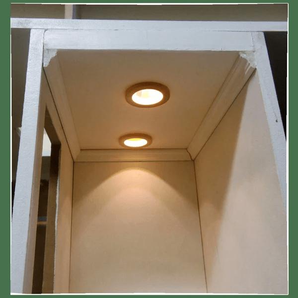 Recessed Led Lighting Kit