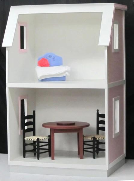 My Dreamhouse 2Story Dollhouse Kit for 18 Inch Dolls