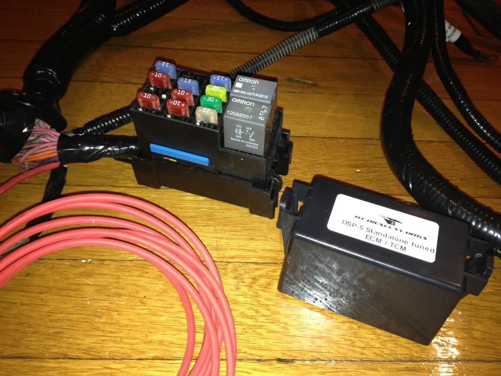 medium resolution of duramax allison standalone wiring harness
