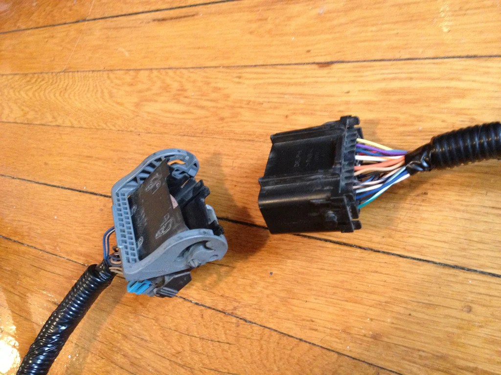 small resolution of duramax allison standalone wiring harness