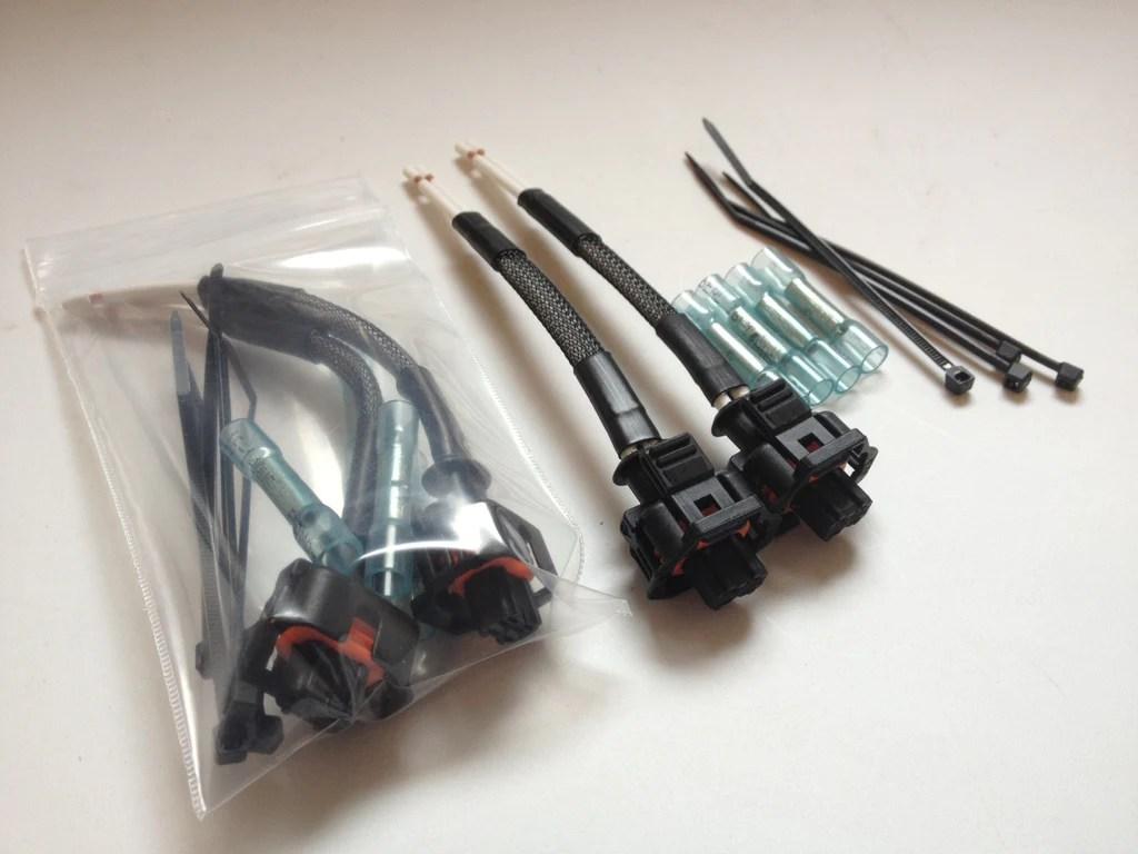 small resolution of bt dieselworks duramax lly lbz lmm injector harness repair kit rh btdieselworks com injector wiring harness 2015 mack pinnacle injector wiring harness 3502