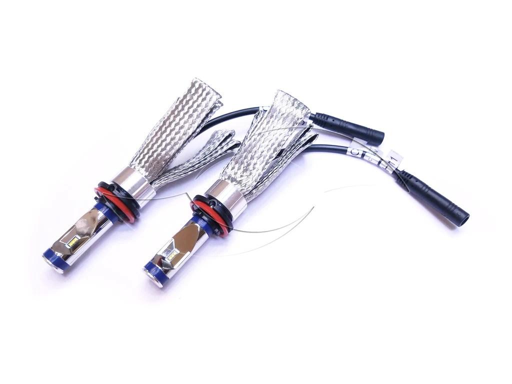 small resolution of 2012 2014 toyota camry solarflex led fog light kit enlight automotive