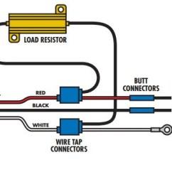 3 Wire Led Trailer Light Wiring Diagram 350 Chevy Engine Online 2013+ Honda Accord Sedan Front Turn Signal Bulb Kit – Enlight Automotive