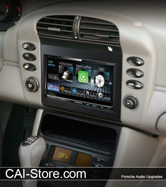 2006 Gm Radio Wiring Diagram Porsche 911 Amp Boxster Double Din Radio Kit Car Audio