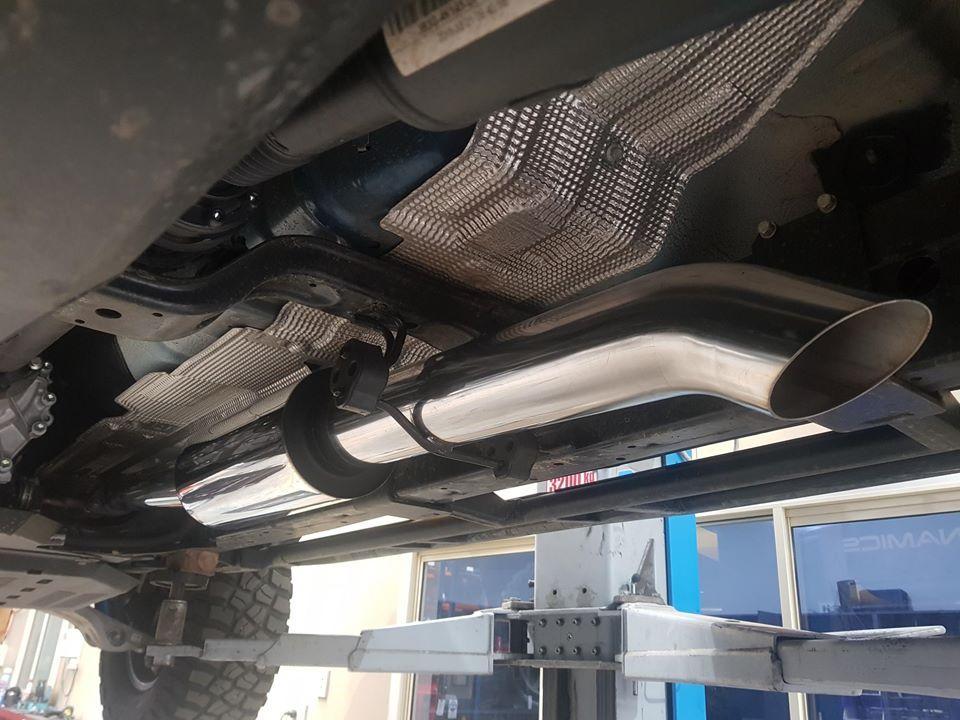 manta exhaust suitable ford ranger raptor 2018 2020