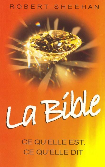 Qu Est Ce Qu Il Dit : Bible,, Qu'elle, Truth, Sheehan)