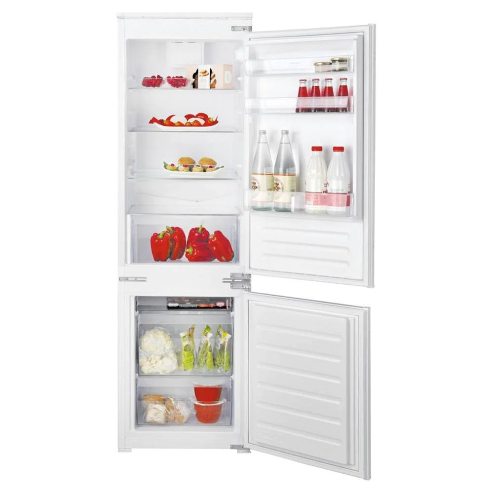 hight resolution of indesit ib7030a1d integrated fridge freezer a rated