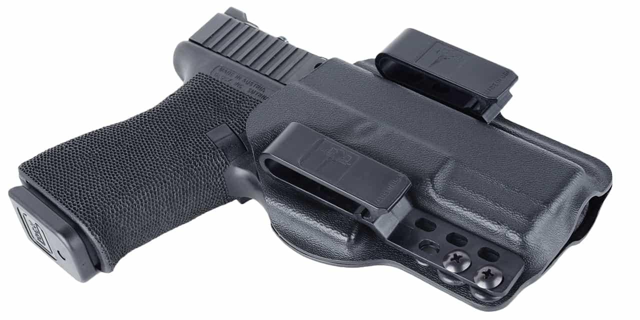 The Best IWB OWB Concealed Carry Holster Best Kydex Gun