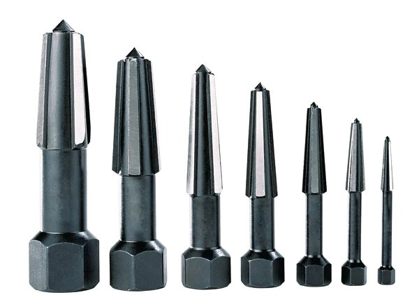 Dual-Edged (Easy Out) Screw Extractors – NEWMAN TOOLS ...